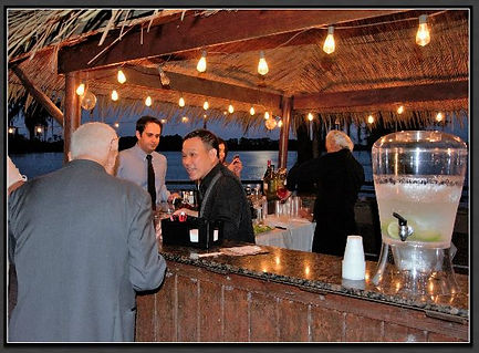 Wedding bar services - Evening Orlando, Florida