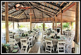 Paradise Cove Orlando Wedding Catering