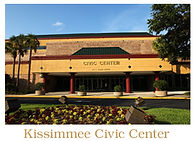 Kissimmee Civic Center - Kissimmee, Florida