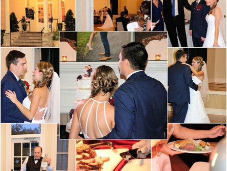 Weddings - The Reception of Kristal & Scott in Winter Park, Florida - Feb. 10, 2018