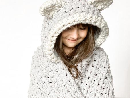Surrey Hooded Fox Blanket