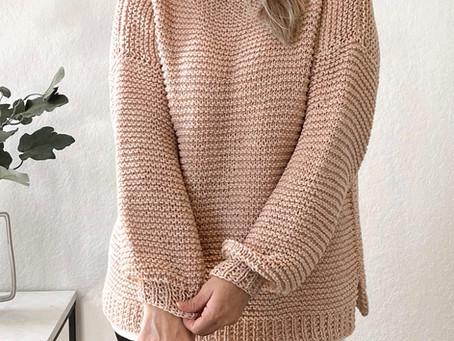Cobblestone Sweater - Knit Pattern