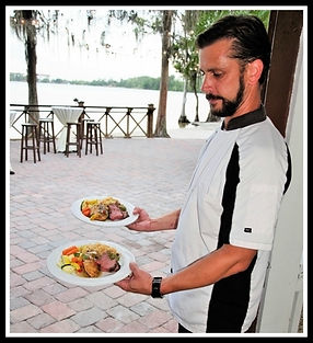Plus Catering Orlando Hand-Carved Selections weddings