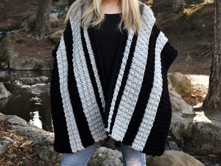 The Knit Wetherby Cape