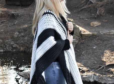 The Crochet Wetherby Cape