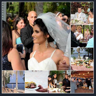 Beautiful June Wedding of Ayrton & Nagel @ Paradise Cove Orlando