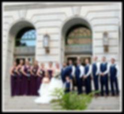 Wedding at Orange County Regional History Center