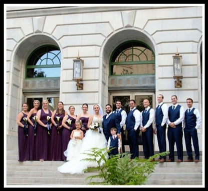 Wedding at Orange County Regional History Center