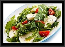Fresh Caprese Salads