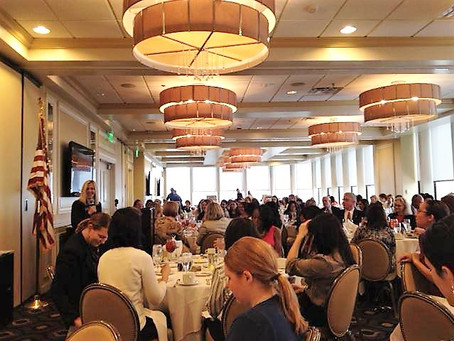Coming up...The annual Central Florida Association of Women Lawyers (CFAWL) Judicial Reception