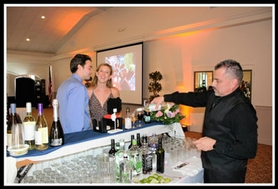 Plus Catering Orlando wedding bar service