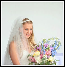Beautiful Bride at Tanner Hall Winter Garden, Florida - wedding catering