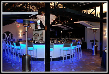 M Lounge Orlando event catering