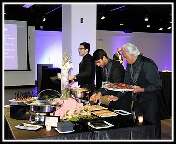 Plus Catering Orlando corporate events