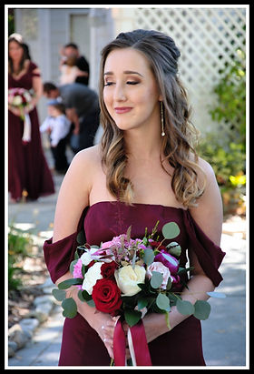 Paradise Cove Orlando Bridesmaid