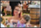 Wedding reception guests at Paradise Cove Orlando