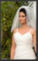 Bride at Paradise Cove Orlando
