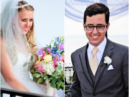 UK-USA Merger : The Wedding of Sarah Barker and Michael Barnwell @