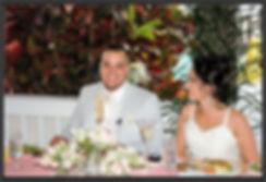 Wedding Bridal Table Orlando, Florida