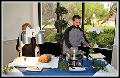Plus Catering Orlando Wedding