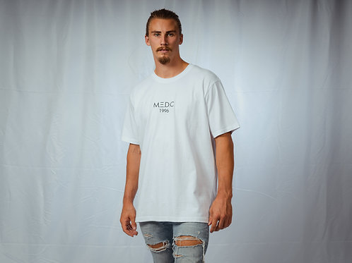 M.E.D.C Unisex T-Shirt - White
