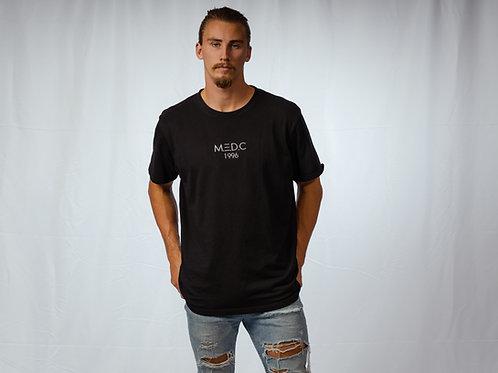 M.E.D.C  Unisex T-Shirt - Black