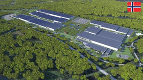 New battery factory in Norway to power 700.000 cars yearly.
