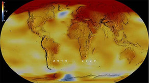 """NASA Analysis: """"2020 Tied for Warmest Year on Record"""""""