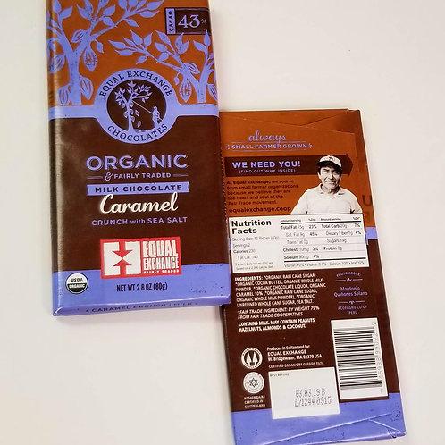 Organic Fair Trade Chocolates
