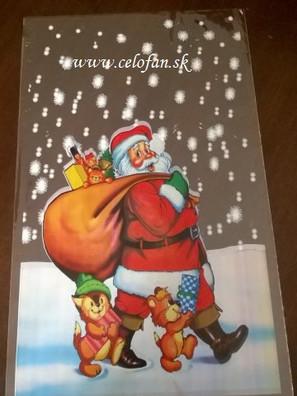 Vianočné obaly a mikulášske vrecká