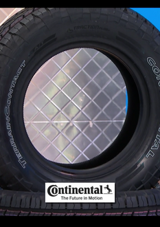 Continental Tire as seen on The Price is Right