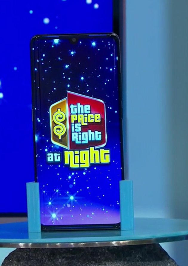 TCL as seen on The Price is Right
