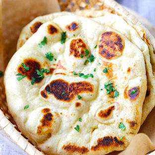 Discover the art of making great Naan's