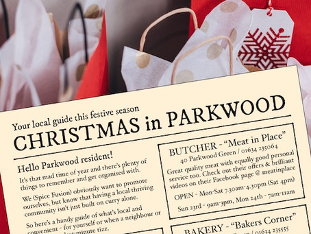 A GUIDE TO CHRISTMAS IN PARKWOOD