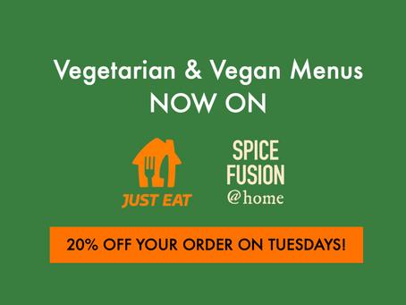 'Appy News for Vegans & Vegetarians!