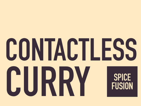 Contactless Curry from Spice Fusion