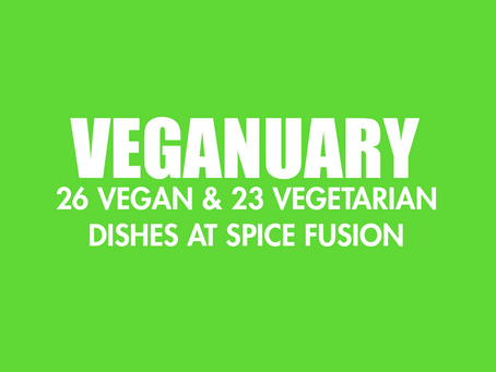 WHAT YOU CAN EAT THIS VEGANUARY