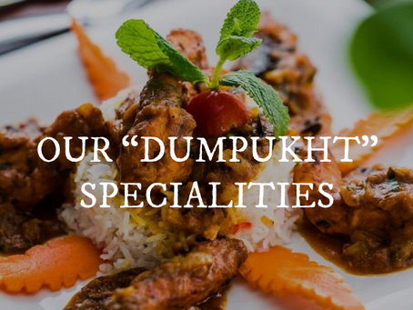 DINE LIKE AN EMPEROR WITH US