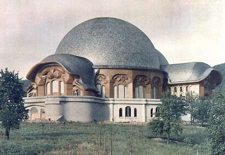 The First Goetheanum
