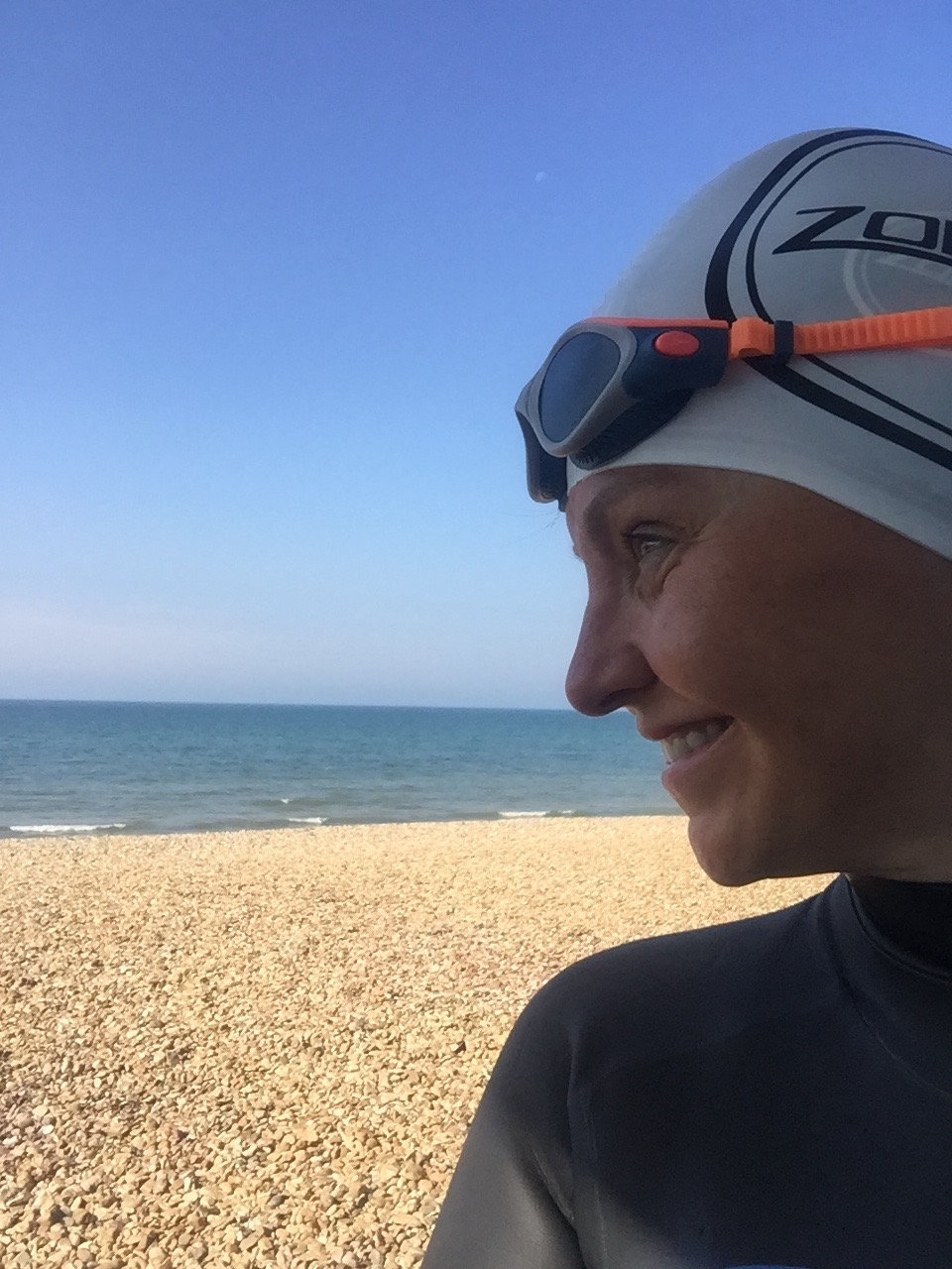 1:1 Introduction to Open water swimming