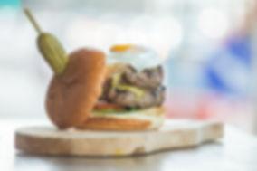 House Burgers - Soapy Joe | The Soap Factory Leeds