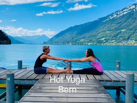Hot Yoga ist Therapie und so vieles mehr!