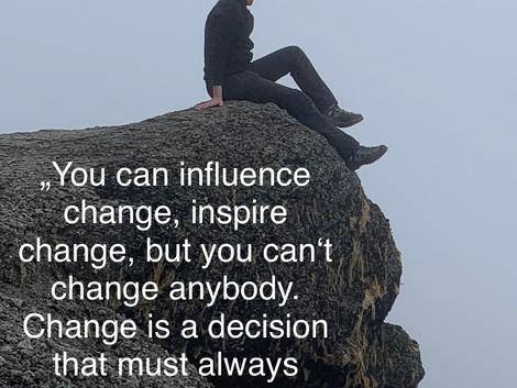Bist du (wirklich) bereit zur Veränderung?