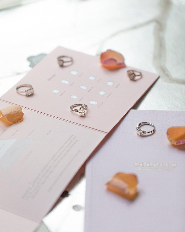 Boodles jewellery pear cut diamond ring