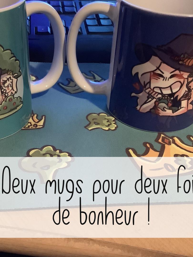 Mug Flannou et son Renard / Flannou Sorcière