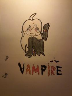 Flannou vampire