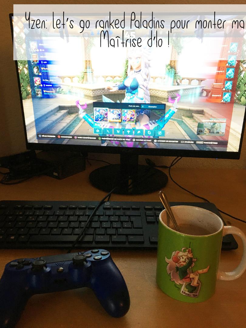 Mug flanny tea brocoli