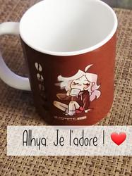 Mug Flanny Chargement café Alhya