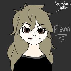Flann'