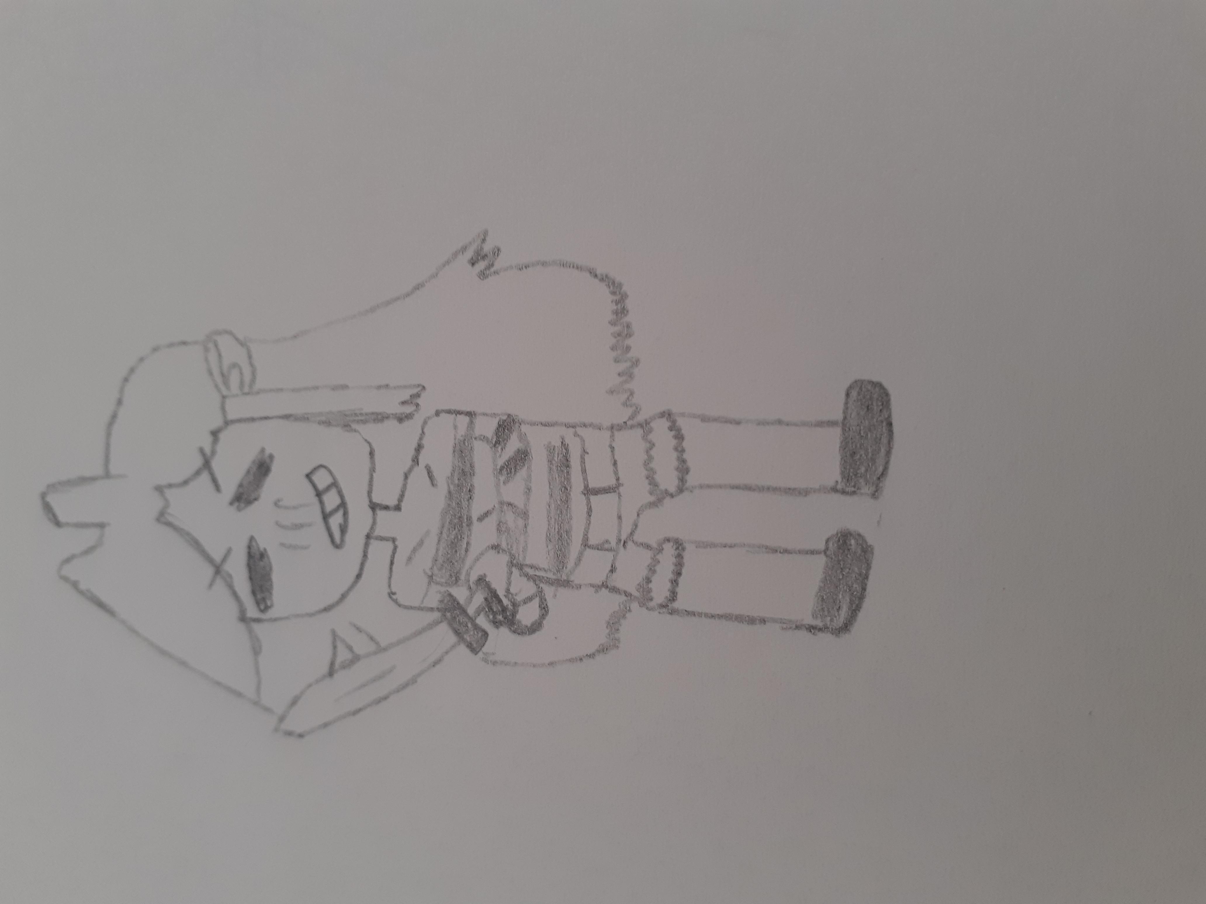 Flanny dessin